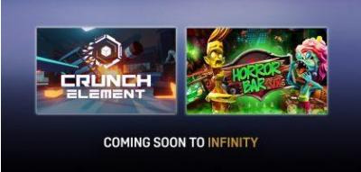 Coming Soon to VIVEPORT Infinity in December
