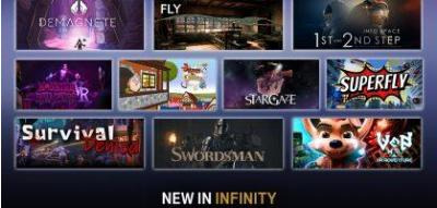 Coming Soon to VIVEPORT Infinity in November