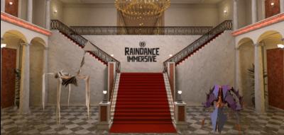 VIVEPORT has been nominated for multiple Raindance Immersive Awards 2021