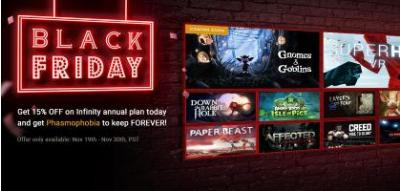 Pick up Phasmophobia with Viveport's Black Friday Deal