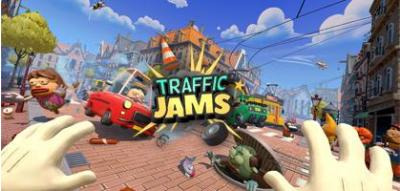 Traffic Jams is out now! Step onto the crossroads and control traffic your way in this wacky VR game