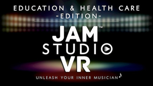 Jam Studio VR - Education & Health Care Edition