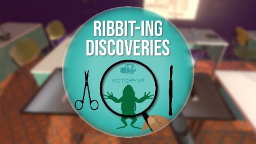 VR Frog Dissection: Ribbit-ing Discoveries