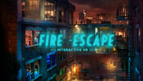 Fire Escape: An Interactive VR Series