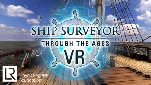 Ship Surveyor Through the Ages - VR