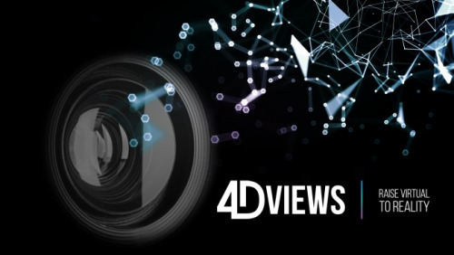4DViews-HOLOSYS showreel VR