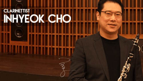 [VR Classical Music] Clarnettist INHYEOK CHO