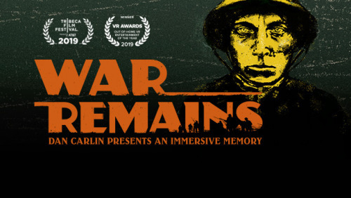 War Remains: Dan Carlin Presents an Immersive Memory