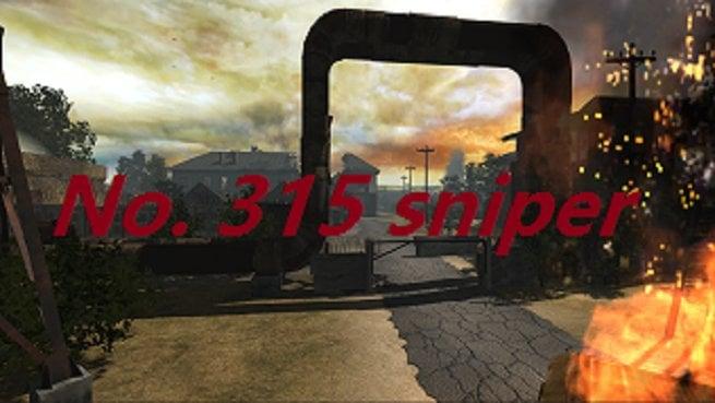No. 315 sniper