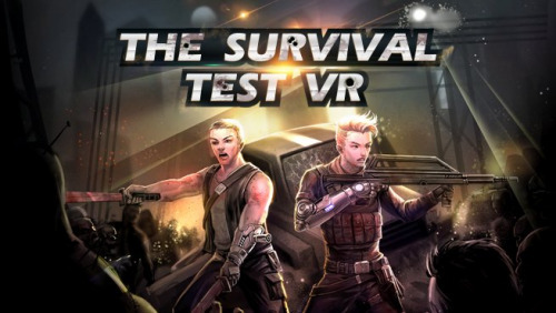 The survival test VR