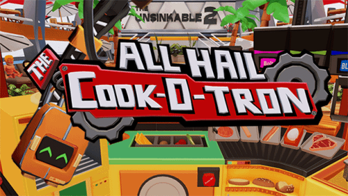 All Hail The Cookotron Demo