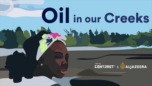 Oil In Our Creeks