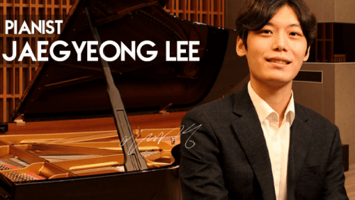 [VR Classical Music] Pianist JAEGYEONG LEE