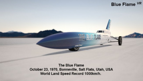 Blue Flame VR
