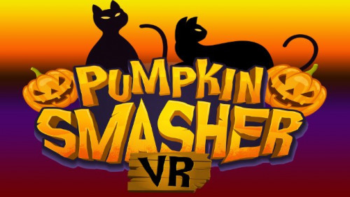 Halloween Pumpkin Smasher VR