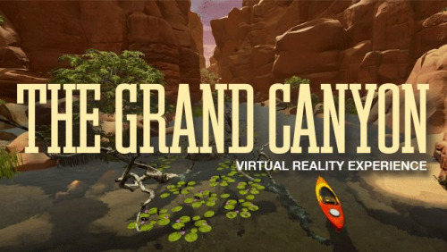The Grand Canyon VR Experience