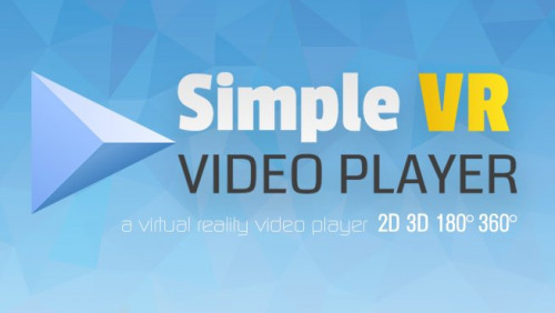 Simple VR Video Player