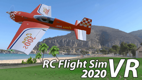 RC Flight Simulator VR 2020