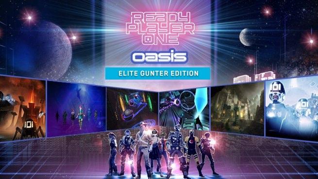 Ready Player One: OASIS - Elite Gunter Edition