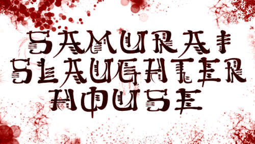 Samurai Slaughter House - Early Prototype