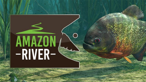 Ultimate Fishing Simulator - Amazon River DLC