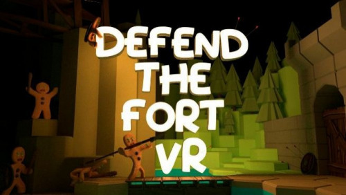 Defend The Fort VR