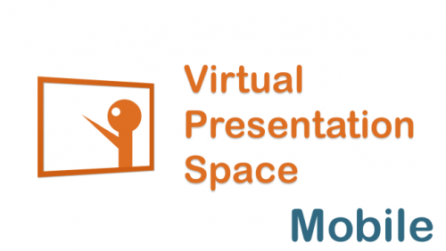Virtual Presentation Space (Mobile)