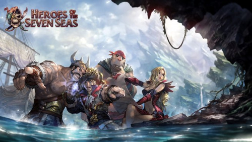 Heroes of the seven seas