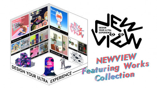 NEWVIEW Featuring Works Collection