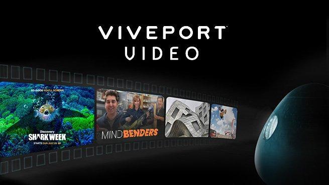 VIVEPORT Video