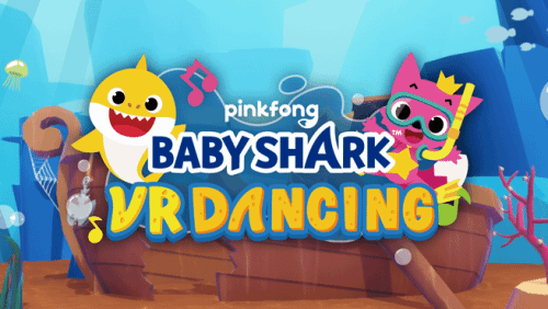 BabyShark VR Dancing (Mobile Version)