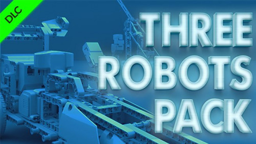 Robotics in VR - Three Robots Pack DLC