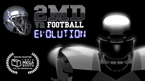 2MD: VR Football Evolution