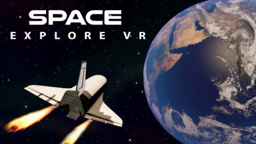Space Explore VR Demo