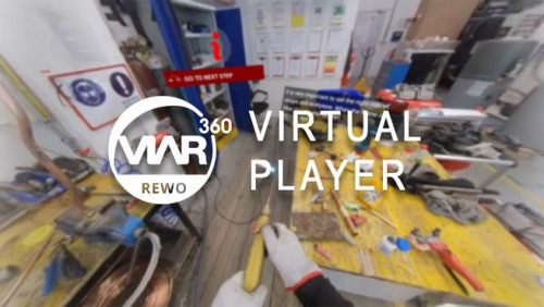 Viar360 Virtual Player / Rewo