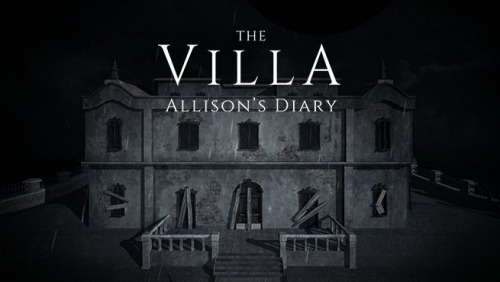 The Villa: Allison's Diary