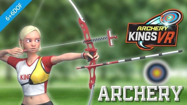 Archery Kings VR plus