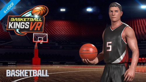 Basketball Kings VR plus
