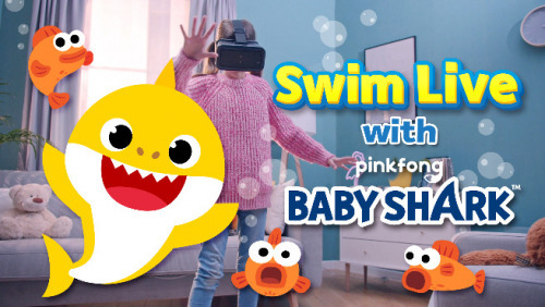Baby Shark VR Dancing (PC)