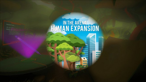 In the Arena: Human Expansion