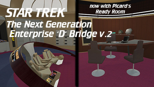 Enterprise D Bridge v2