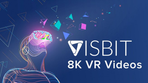 Visbit 8K VR Videos (Intl)