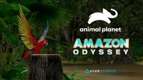 Animal Planet: Amazon Odyssey