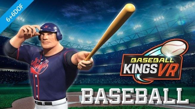 Baseball Kings VR plus