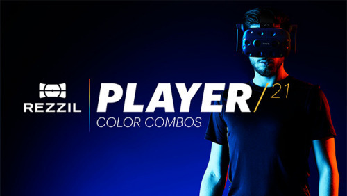 Rezzil Player 21 - Color Combos