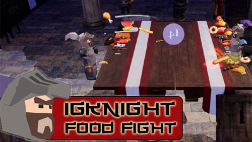 IgKnight Food Fight