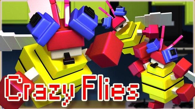 Crazy Flies