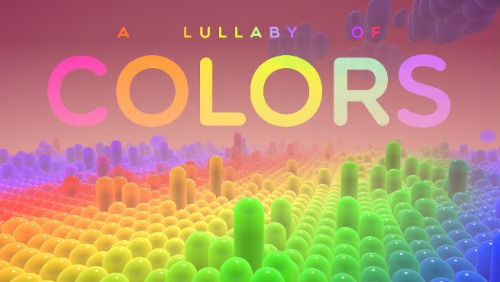 A Lullaby of Colors