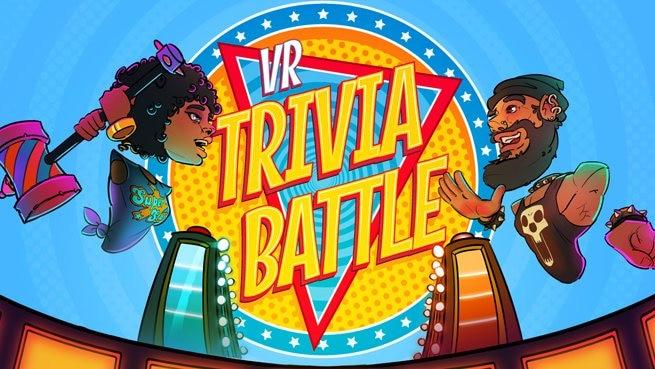 VR Trivia Battle - Deluxe