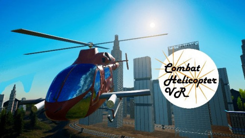 Combat Helicopter VR - Surgical Strike